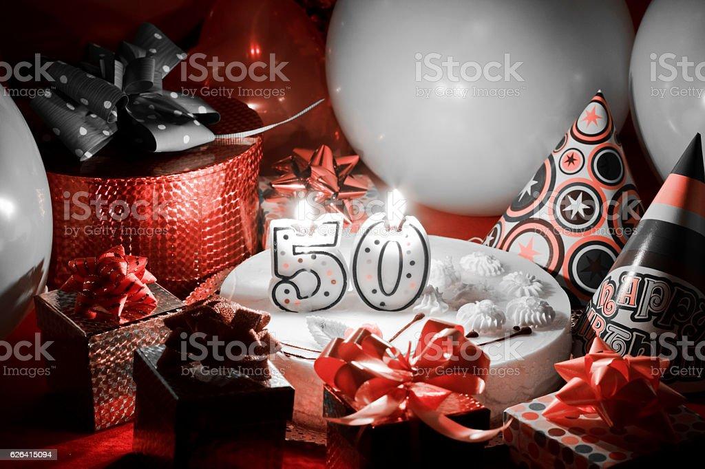 Fifty anniversary celebration – Foto