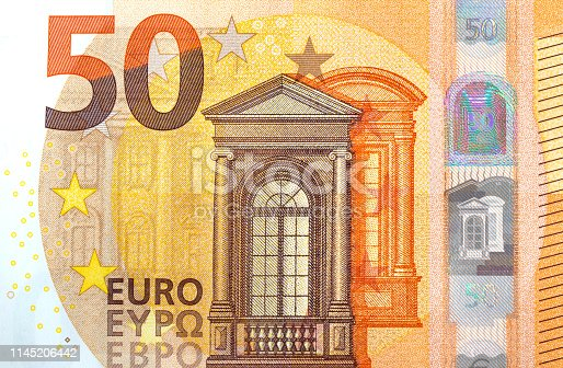 European currency Germany bank notes