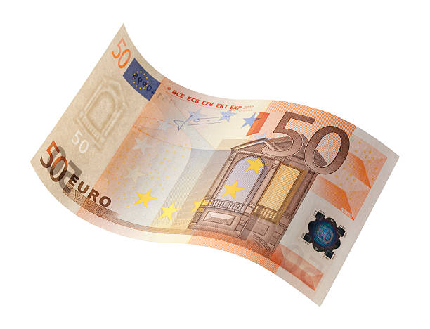 Fifty Euro Banknote Fifty Euro Banknote. Photo with clipping path. Some similar pictures from my portfolio: european union coin stock pictures, royalty-free photos & images
