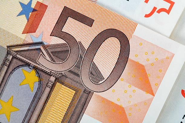 Fünfzig euro Makro – Foto