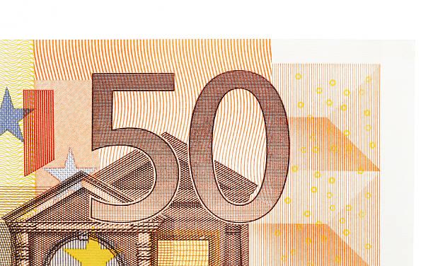 Fünfzig Euro Schein – Foto