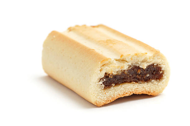 Fig Roll stock photo