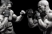 istock Fight 588257170