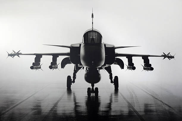 fighter beautiful fighter military airplane stock pictures, royalty-free photos & images