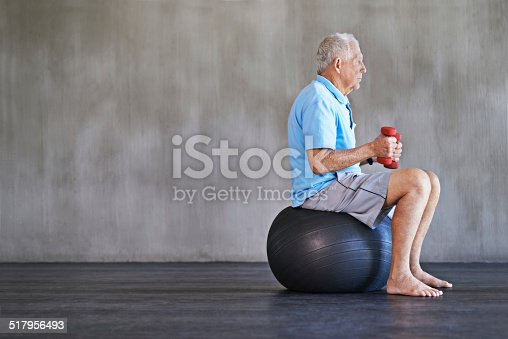 517995977 istock photo Fighting against aging 517956493
