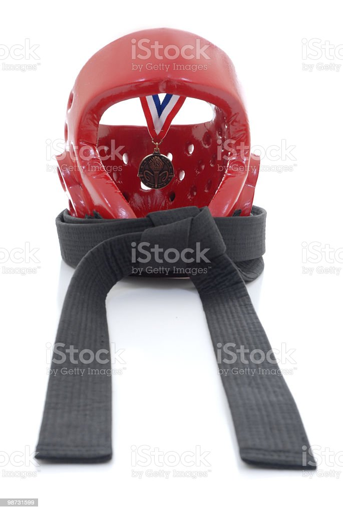 Combate champ foto de stock royalty-free