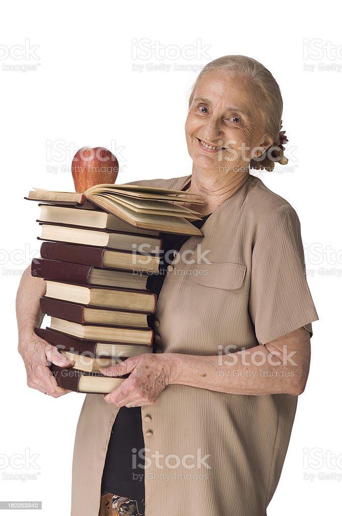 Fighting dementia royalty-free stock photo