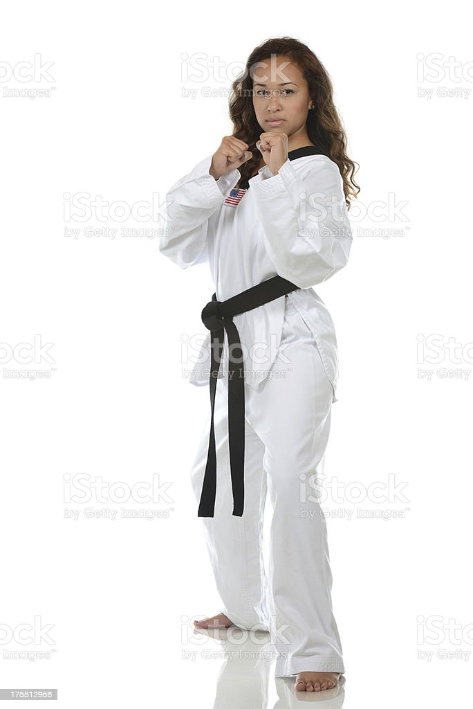 Fighting ground royalty-free stock photo