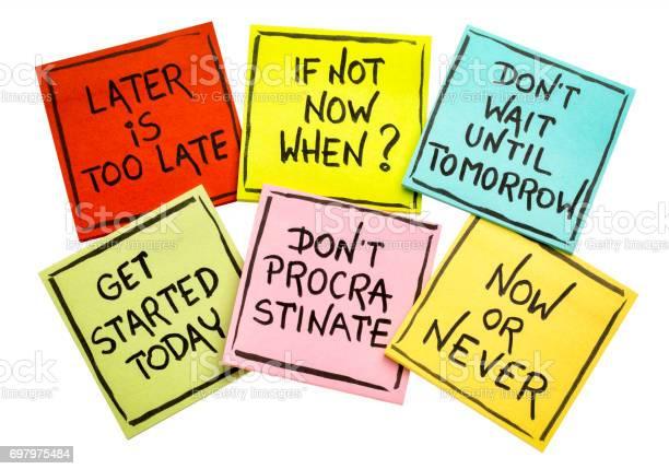 Fighting procrastination set of motivational notes picture id697975484?b=1&k=6&m=697975484&s=612x612&h=ggpzpefz9kwu99tuqoh1z6sffg o2s9yu7oo2xu4zr4=