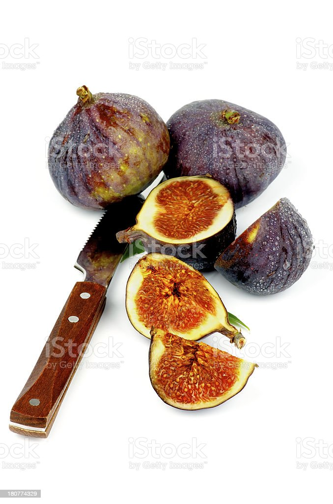 Figs royalty-free stock photo