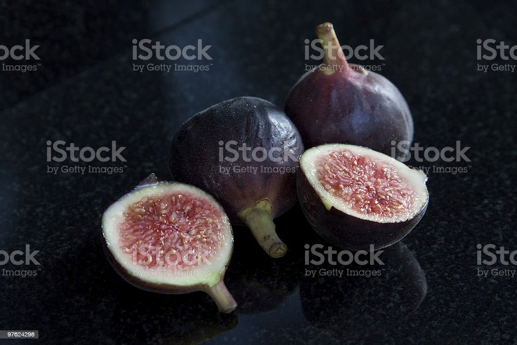 Le Figs photo libre de droits