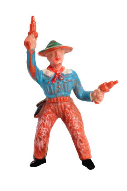 Figure of cowboy – zdjęcie