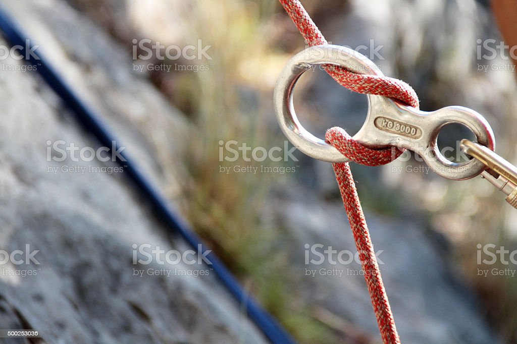 Figure of eight stock photo