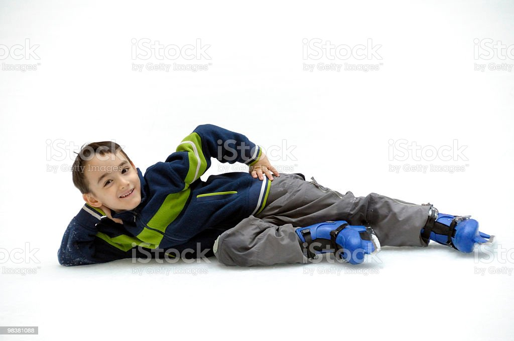 Figure Skating royalty-free stock photo