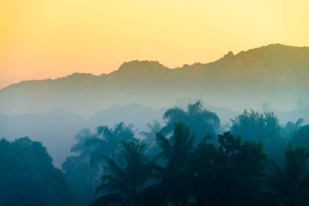 Paisaje de las Islas Fiji - foto de stock
