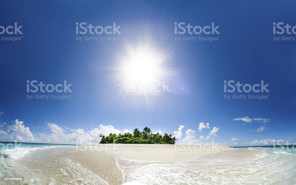 Fiji stock photo