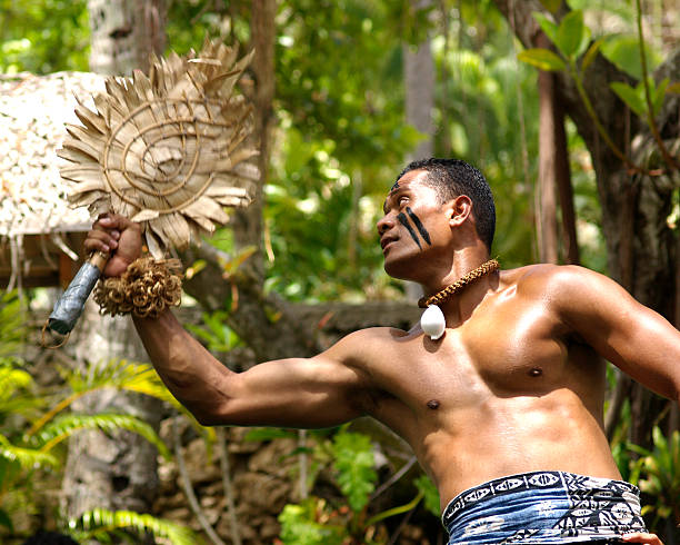 Fijian Dancer
