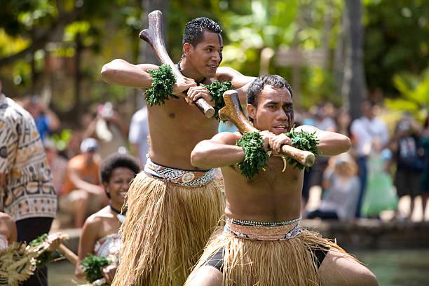 Fidschianische Dancers – Foto
