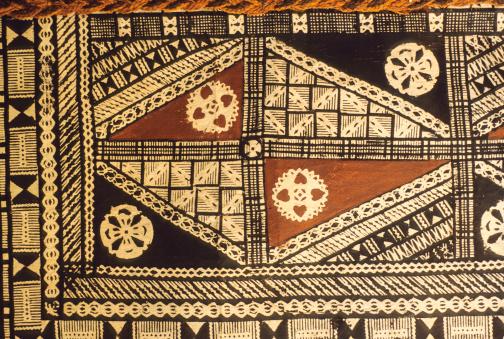 Fijian Tapa Cloth