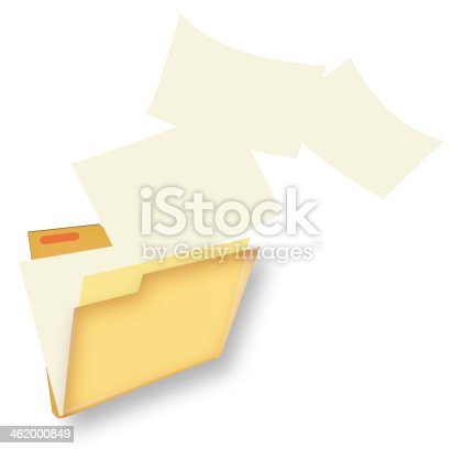 462138083istockphoto File and folder 462000849