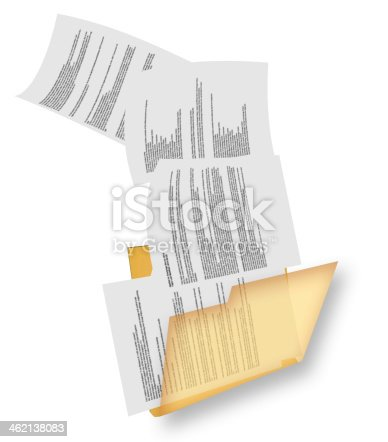 istock File and Folder 462138083