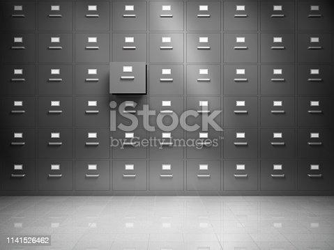 istock File cabinet 1141526462