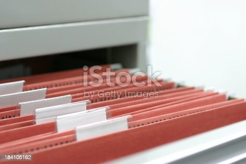 istock File Cabinet 184105162