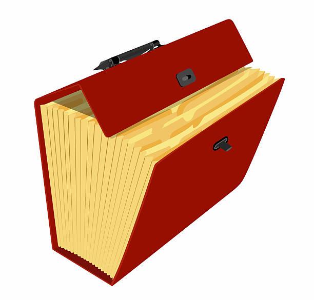 aktenfach fall - briefhalter stock-fotos und bilder