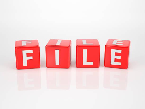 Datei von red Letter Dices – Foto