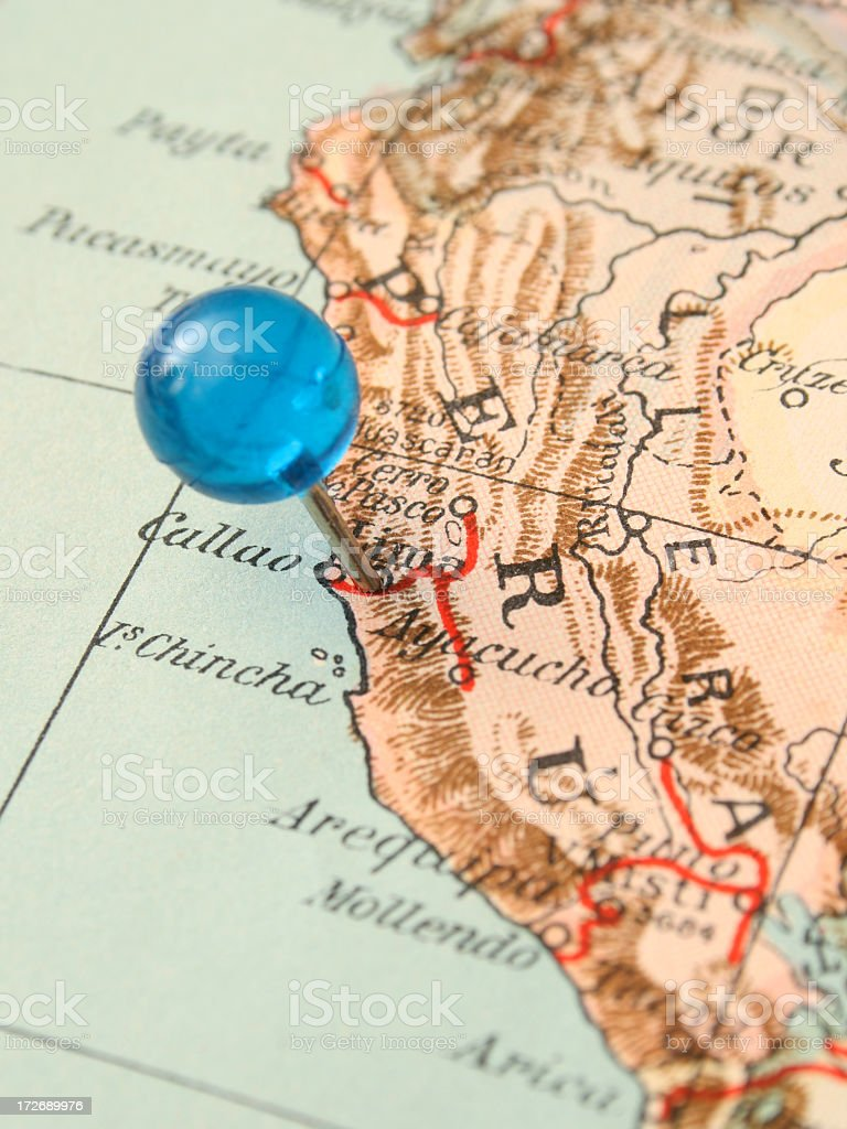 Lima royalty-free stock photo