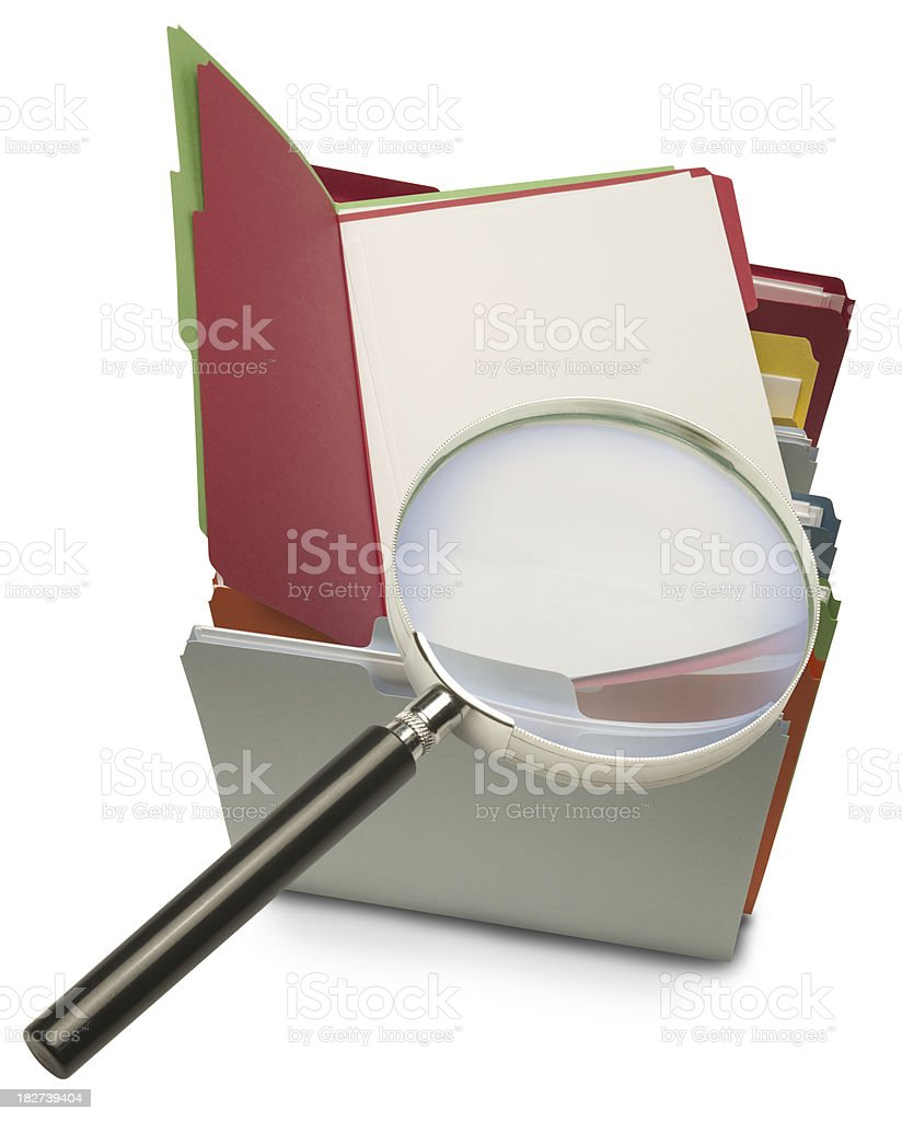 File Security royalty-free stock photo