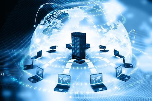 istock File sharing concept, Data transferring 1035982516