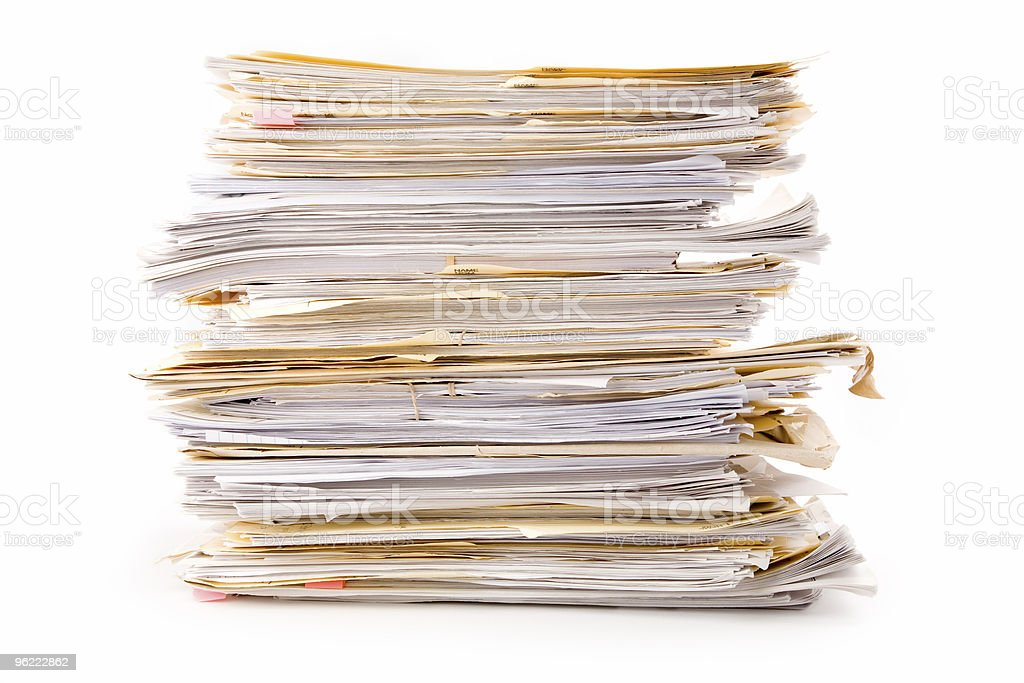 file Stack royalty-free stock photo