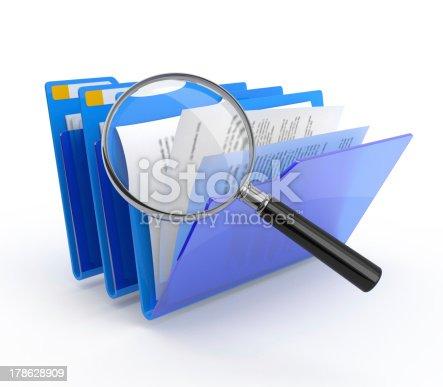 istock Files investigation. 178628909