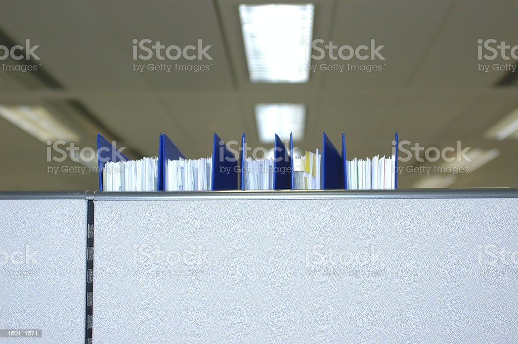 Files - office series stock photo