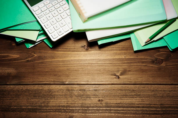 files. - accountancy stock photos and pictures