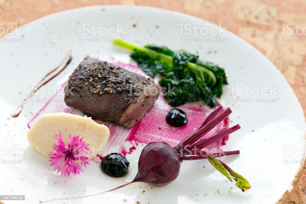 Reh-Steak Filet Mignon – Foto