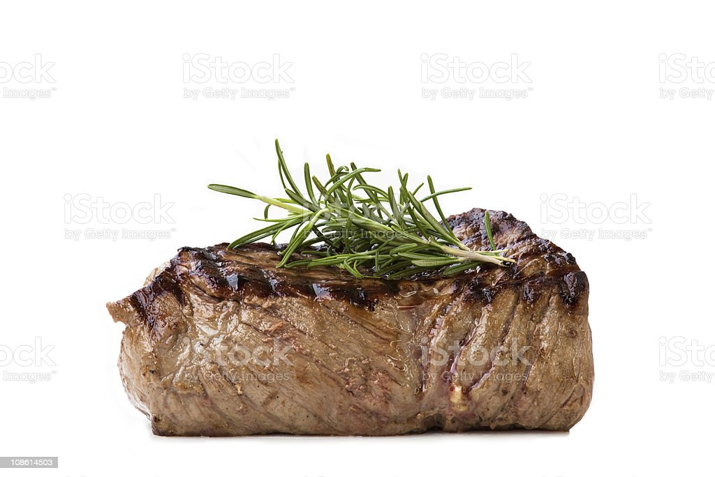 Filet Mignon stock photo