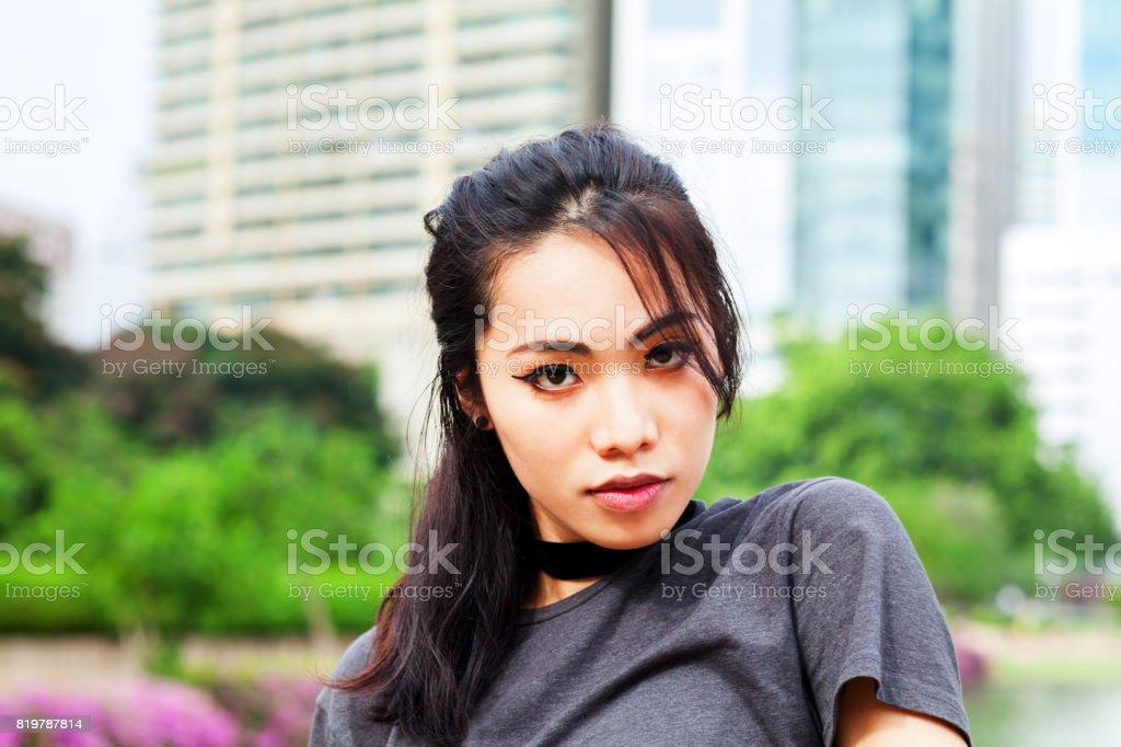 Fotografía de Transexual Filipina Con Trenzas y más banco de ...
