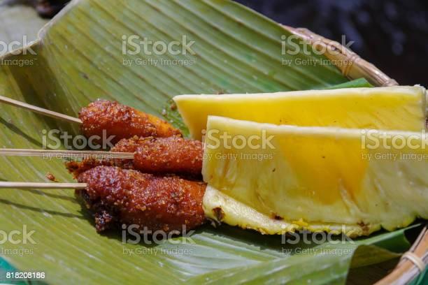 Filipino dessert turon and pineapple picture id818208186?b=1&k=6&m=818208186&s=612x612&h=dyq27ia94wozjruiqcezb9srynglfnbvwypjdzp d2a=