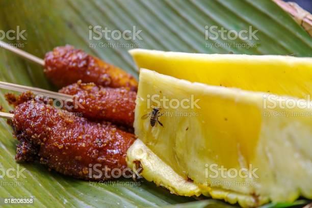 Filipino dessert turon and pineapple picture id818208358?b=1&k=6&m=818208358&s=612x612&h=uxk4rczp4owhy4j26qbe0nhzwg5rdolnevgzpdihohk=