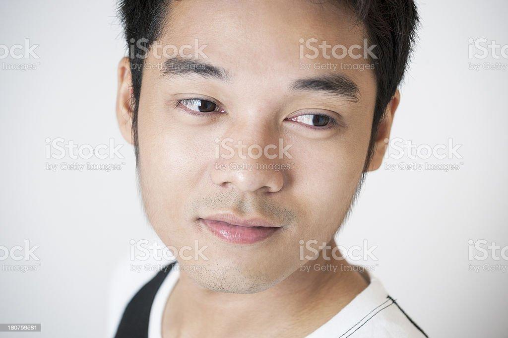 Filipino Man stock photo