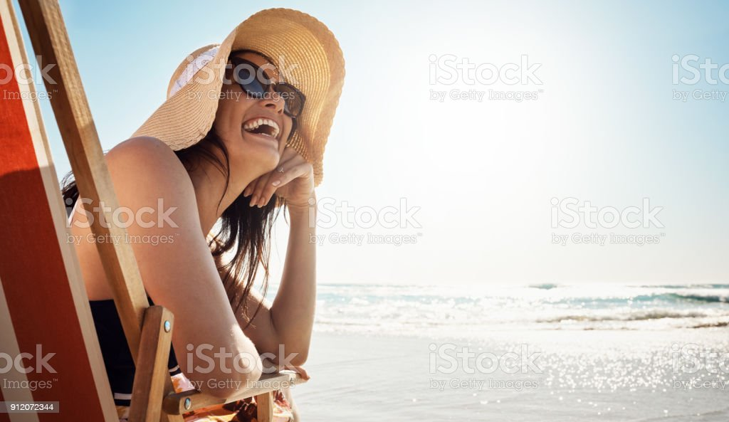 Fill each day with a little sunshine stock photo