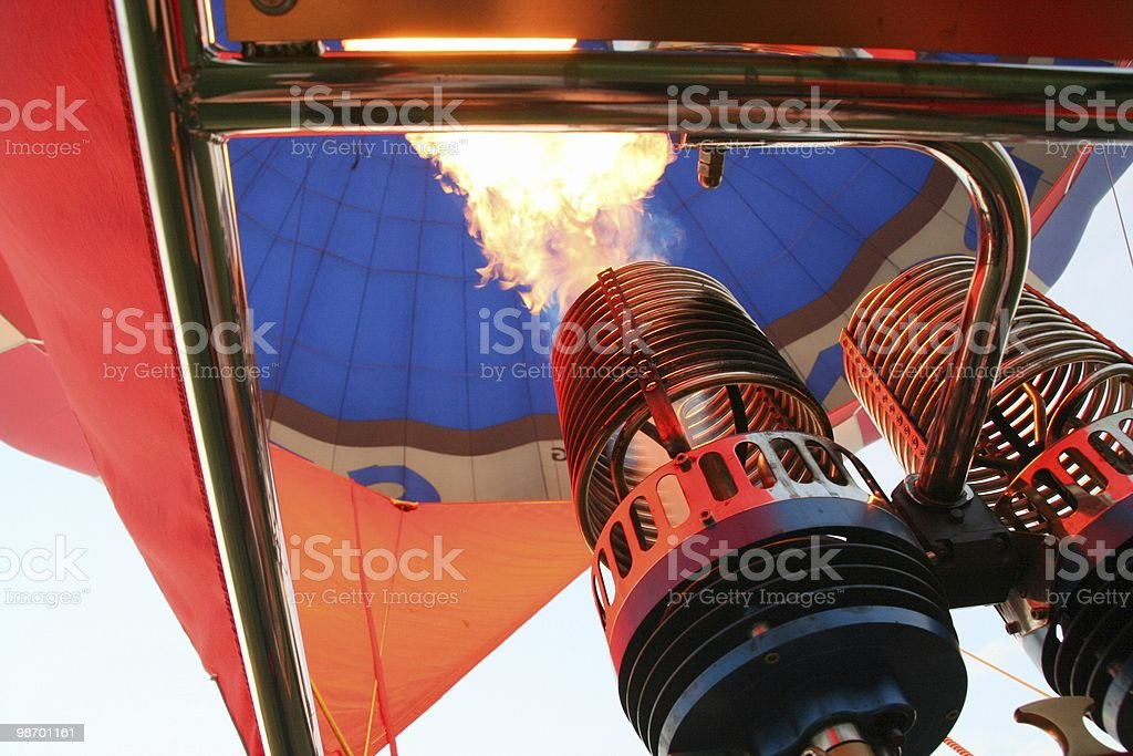 Fill 'r Up royalty-free stock photo