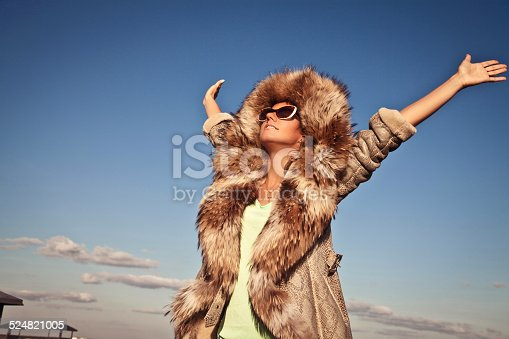 istock Filled with the joys of winter 524821005