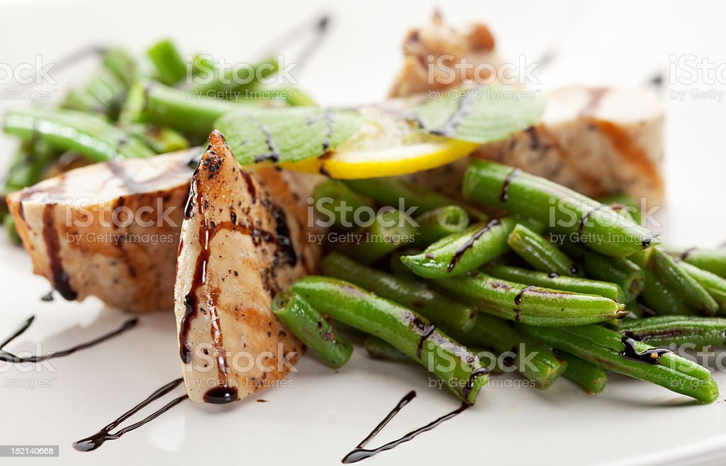 Fillet of Chicken stock photo