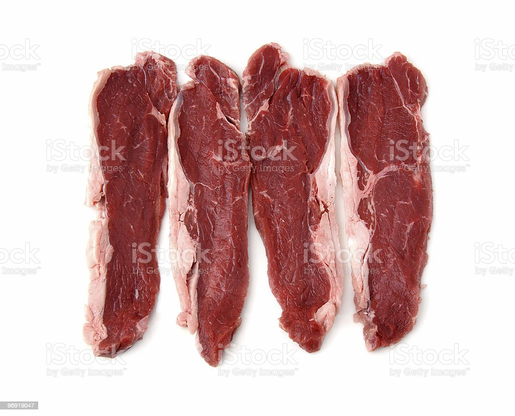 Fillets royalty-free stock photo