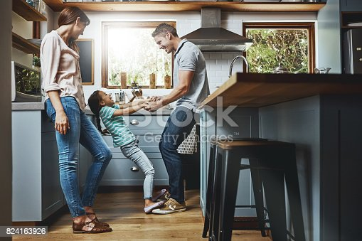 istock Filling up their lives with some fun times 824163926