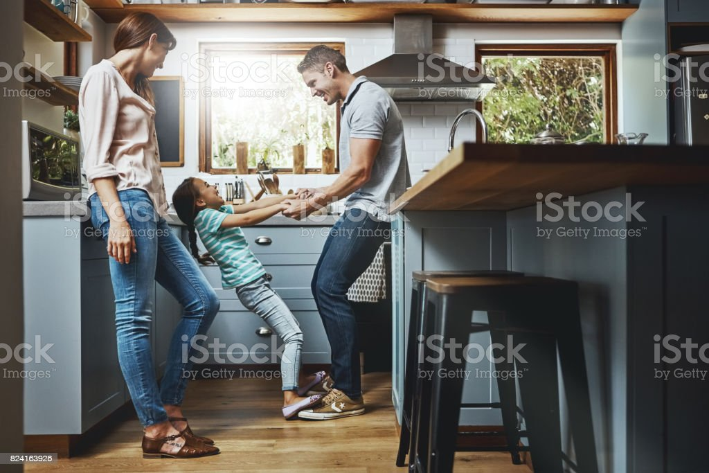 Filling up their lives with some fun times stock photo