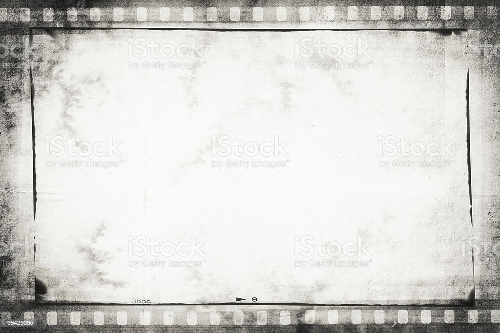BW film background royalty-free stock photo